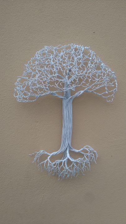 Flat tree - Percy Artwork