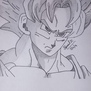 "Goku-""Dragon Ball Z"""