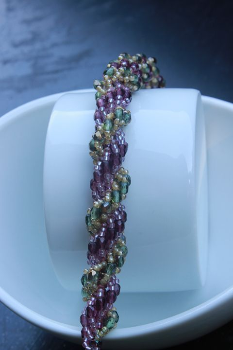 Double Spiral Rope Bracelet - Alysse's Pieces