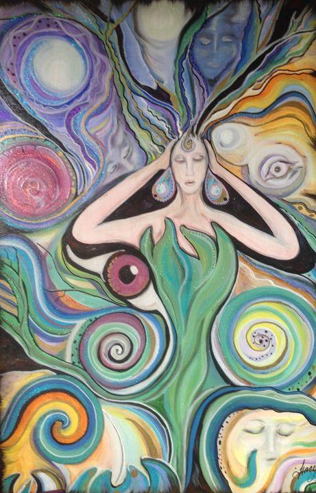 INSPIRIT - Art From The Heart