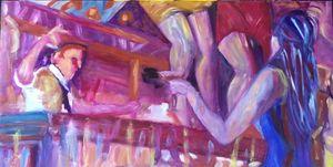 Ladies' night - Artwork showcase