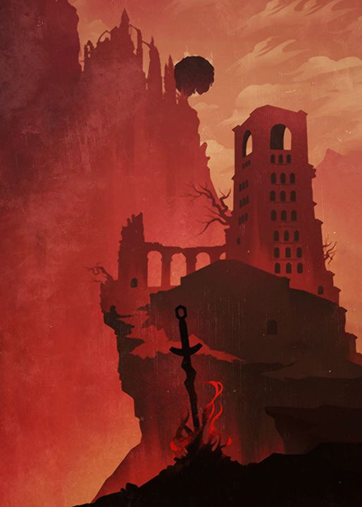 "Dark Souls ""The Kingdom of Lothric"" - SucculentBurger"