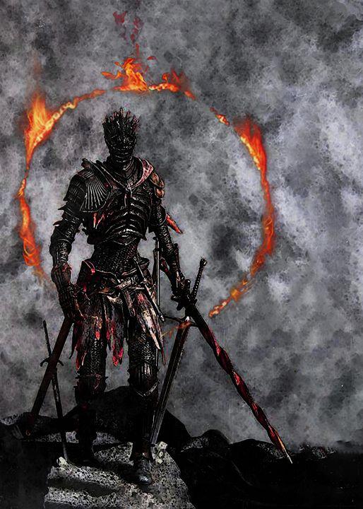 """Dark Souls """"The Soul of Cinder"""" - SucculentBurger"""