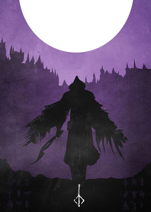 """Bloodborne """"Eileen the Crow"""" - SucculentBurger"""