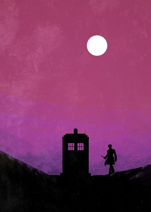 Doctor Who - SucculentBurger