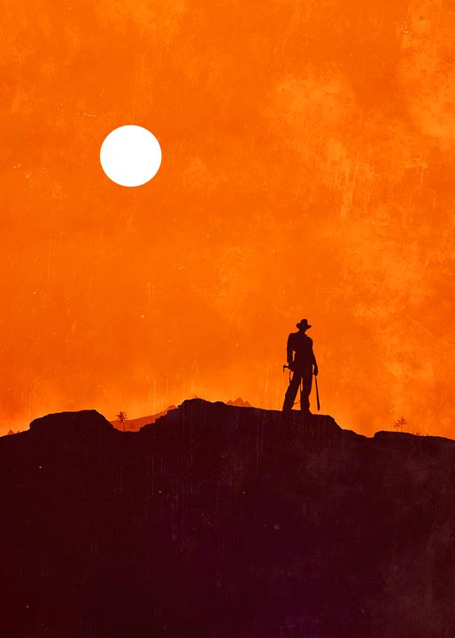 Indiana Jones - SucculentBurger