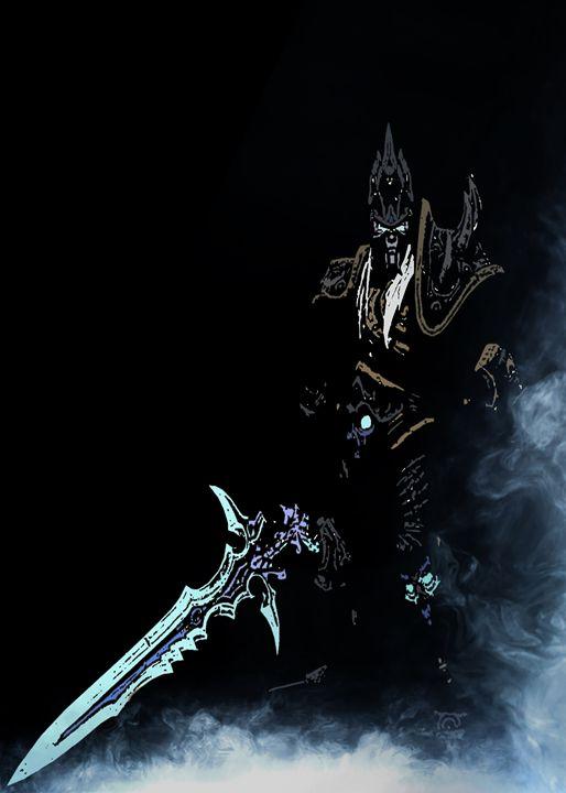 Arthas, the Lich King - SucculentBurger