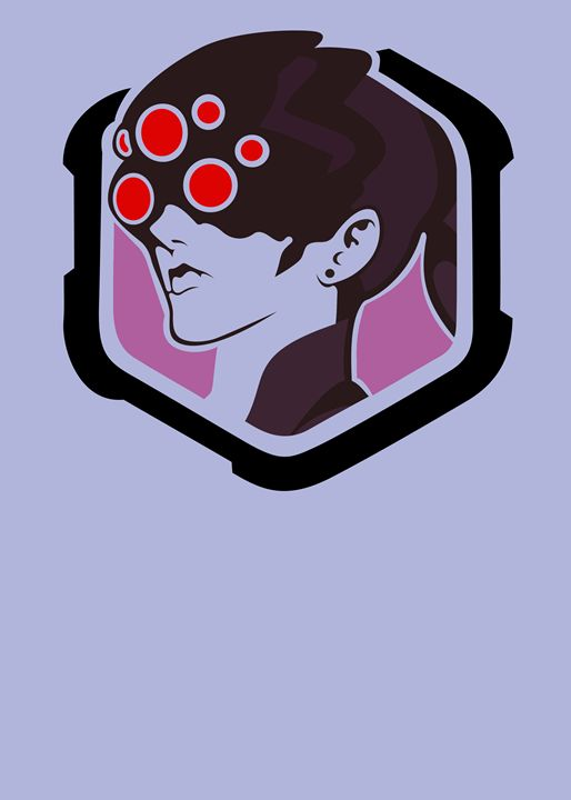 Widowmaker Icon - SucculentBurger