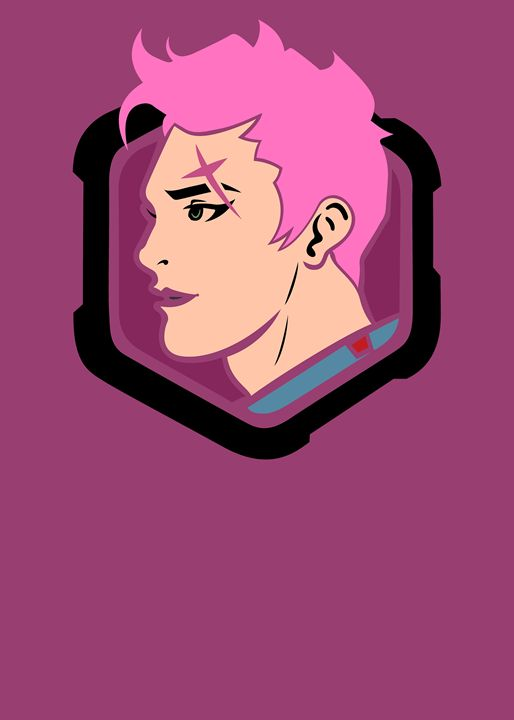 Zarya Icon - SucculentBurger
