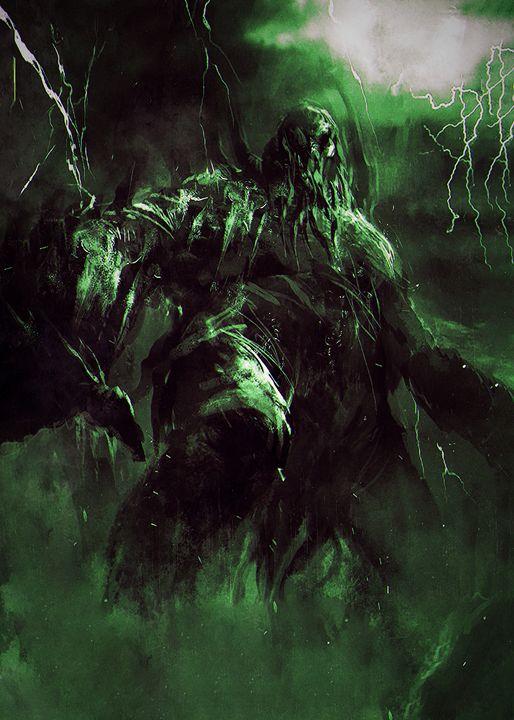 Throdog Cthulhu nafl'fhtagn - SucculentBurger