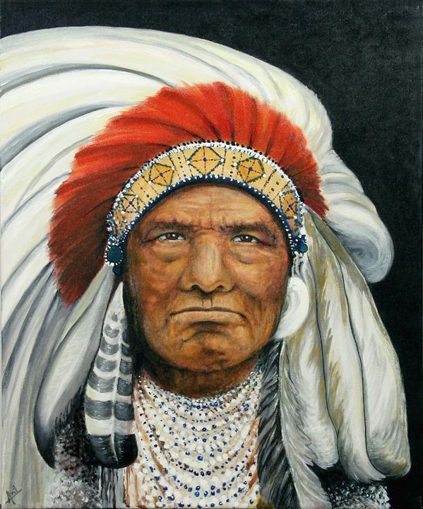 chief - Avril Art Painter