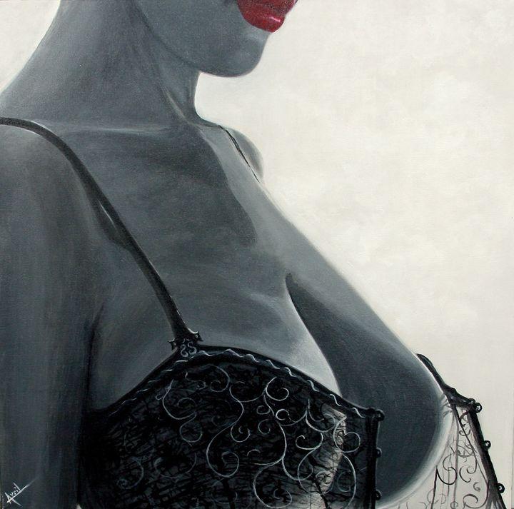 Gorgeous - Avril Art Painter