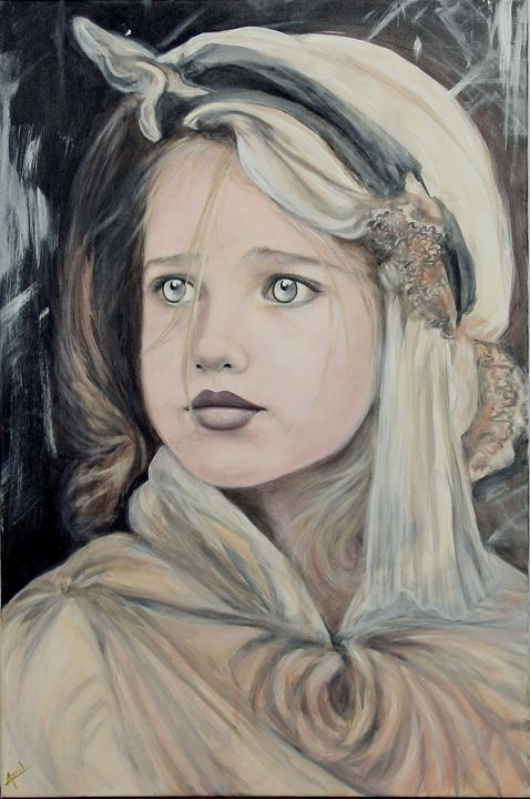 """Emma"" - Avril Art Painter"