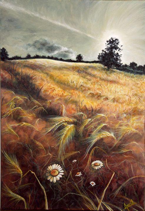 """Daisy"" - Avril Art Painter"