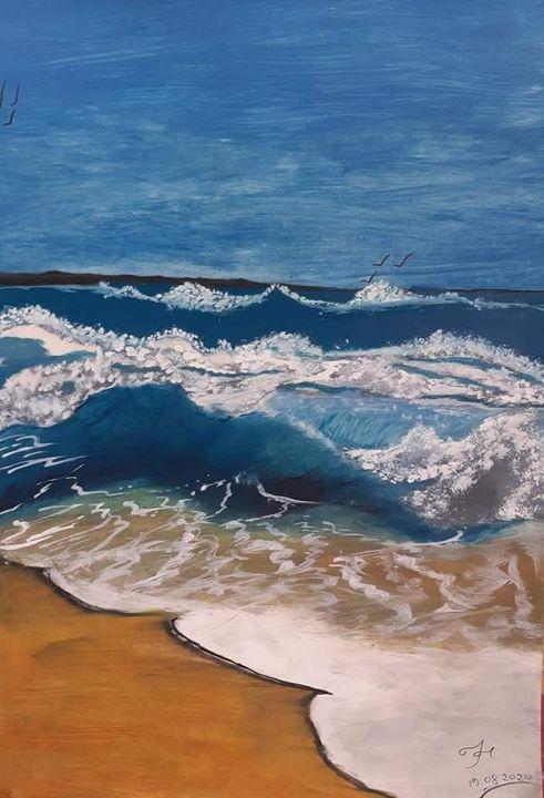 The waves - Faujia