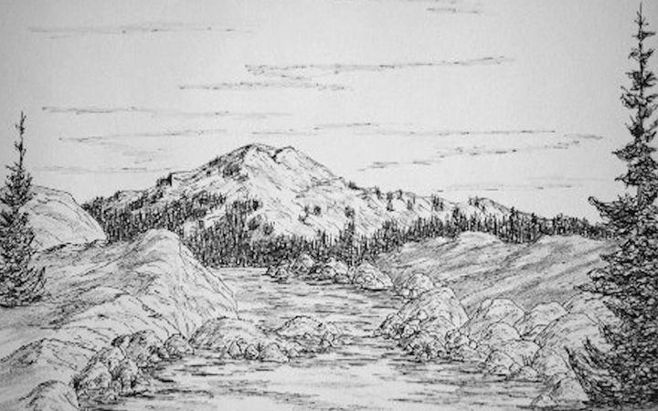 High Sierra Summer - Ed Moore