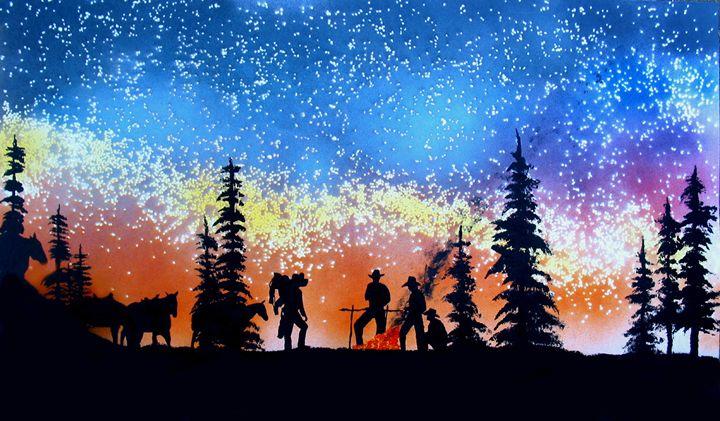 Campfire Tales - Ed Moore