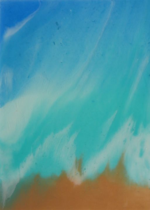 Ocean tide - Deborah Daniel