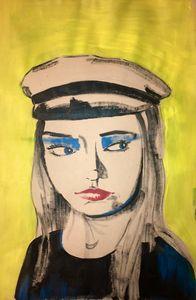 Warhol Inspired Portrait