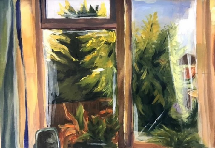My Window - Thea Schultz