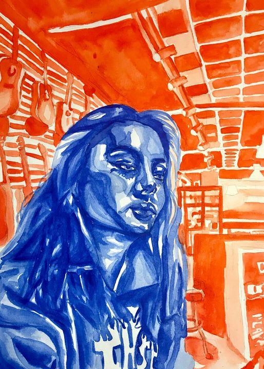 Dawson's Music Shop - Thea Schultz