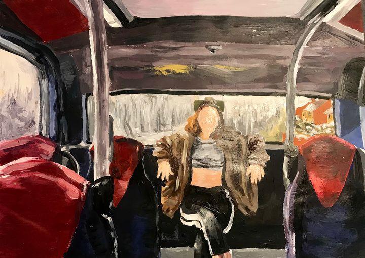 A Stranger's Perspective - Thea Schultz