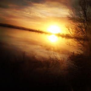 Somerset Flood Sunrise