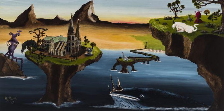 Worlds Apart - KP Devlin