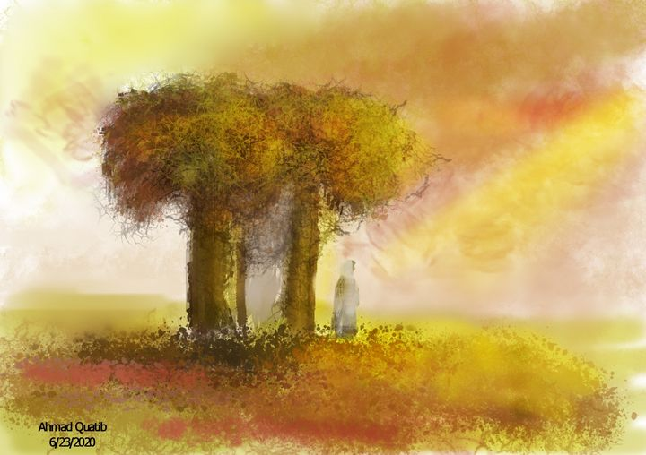 her light - Ahmad Quatib