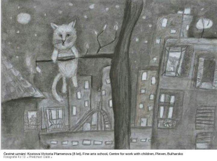 Cat - art_page_by_viktoria