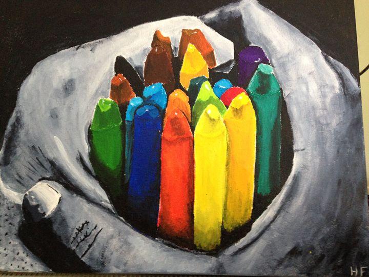 Creativity - Hannah Feinsilber's Art
