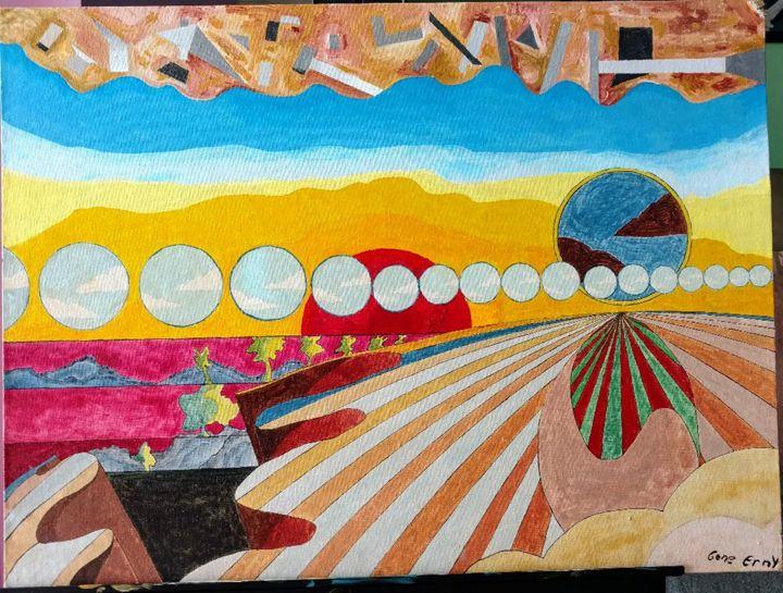 Pleasant Mindscape - Gene's Art World