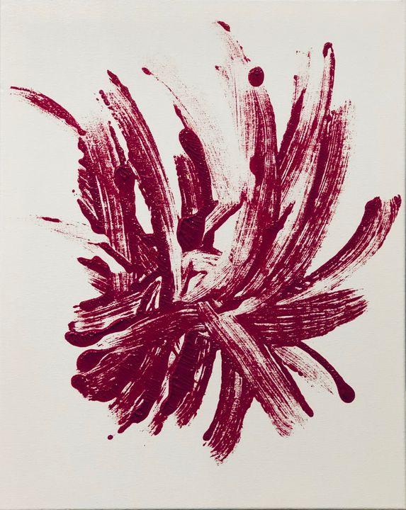 Blood First - Ray Jose Art