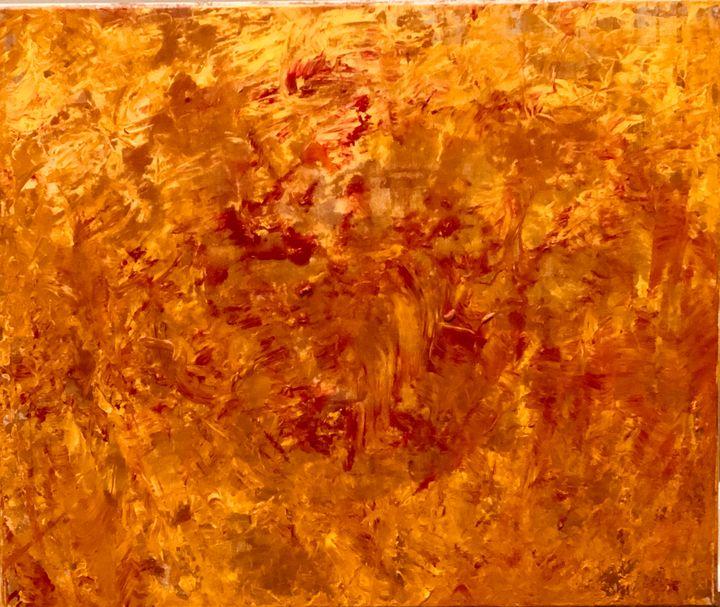 Flame - Ray Jose Art