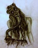 Original Sketch of Toxic Aftermath
