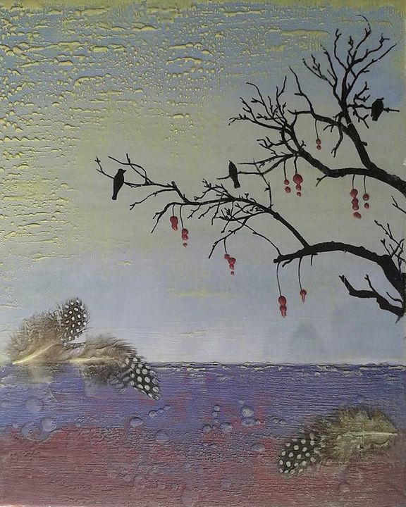 Little Pearls - Falcon Art Studio