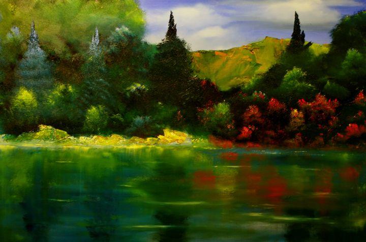 Emerald Lake - David Snider