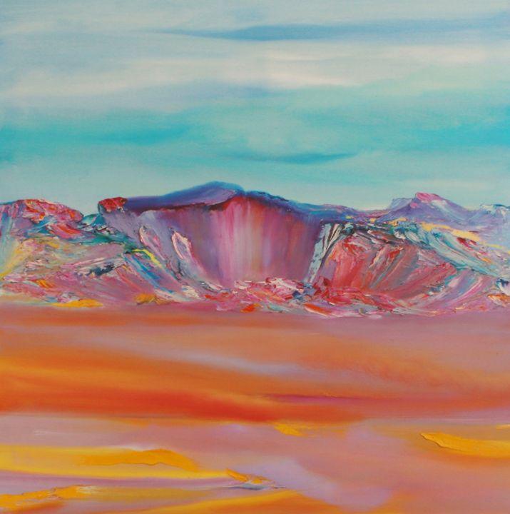 Desert Dream - David Snider
