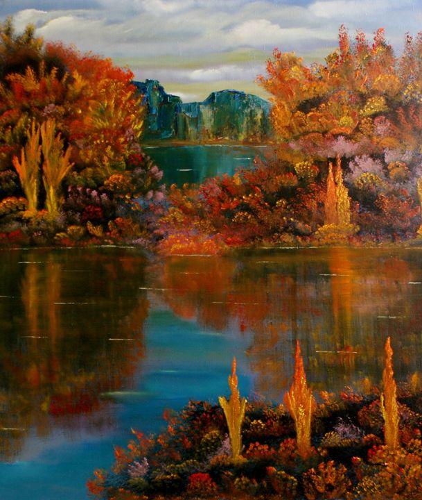Enchanted Lake - David Snider