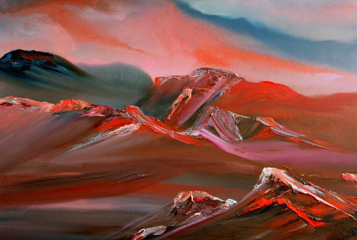 Mythscape - David Snider