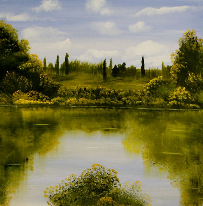 Bellevue Lake - David Snider