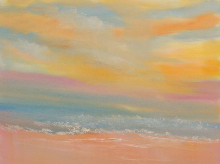 Ocean Sunset - David Snider