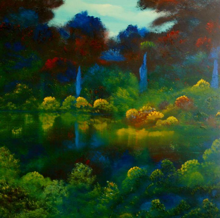 Jungle Highlands - David Snider