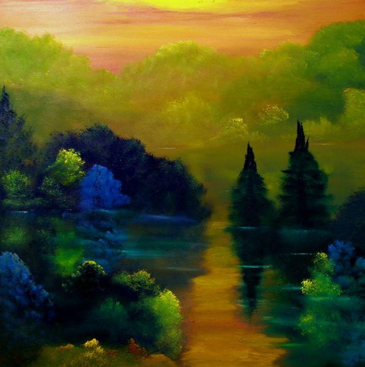 Lake Zoar - David Snider