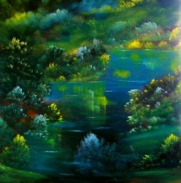 Pond Life - David Snider
