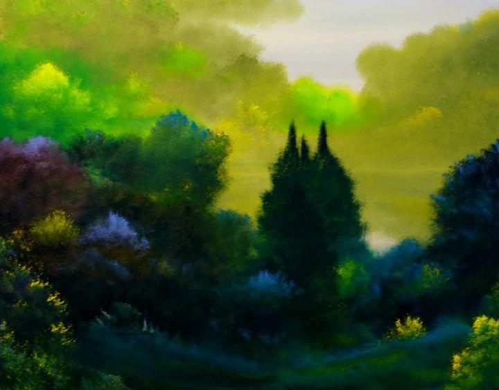 Lake Amador - David Snider
