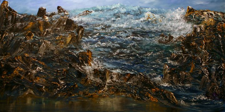 Along the Atlantic - David Snider
