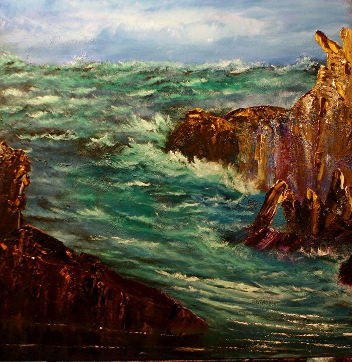 The Tides - David Snider