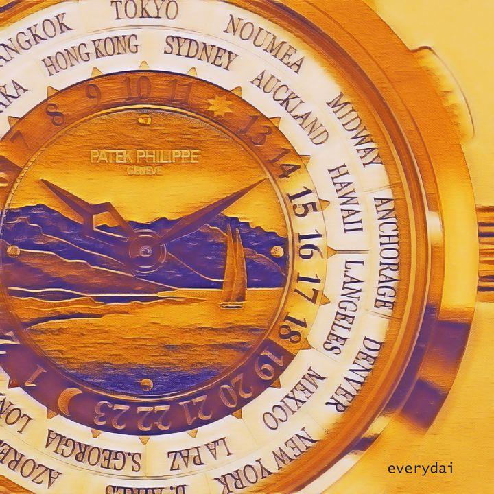 Patek Philippe World Time 5531R - Everydai