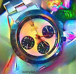 Rolex Daytona 'Paul Newman' Cubes